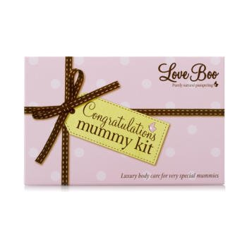 Gift set for new mum or mum-to-be