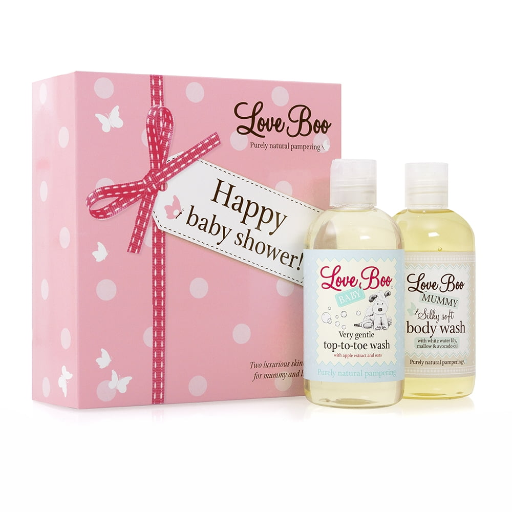 Happy Baby Shower Gift Box