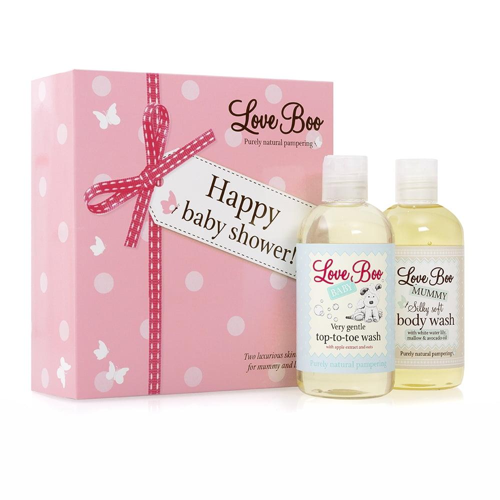 Happy Baby Shower Gift Box