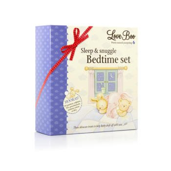 Gift set for Baby's bedtime