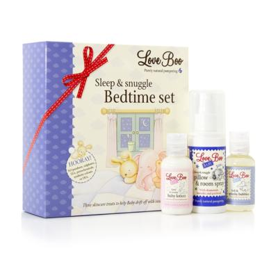 Sleep & Snuggle Bedtime Set-0