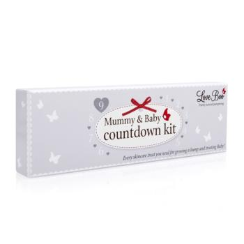 Mummy and baby countdown kit