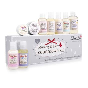 Countdown kit product display