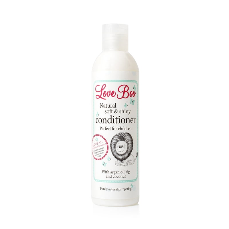 Natural soft & shiny conditioner